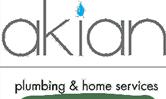 Akian Plumbing & Home Services logo